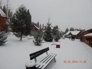 База Буковель - епіцентр курорту