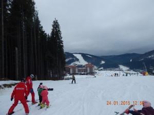 Зимові Карпати у Поляниці