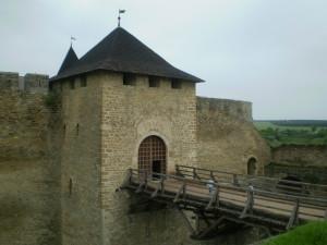 Ворота хотинського замку