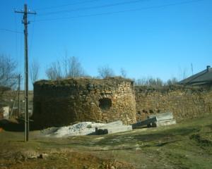 Башта замку у Микулинцях