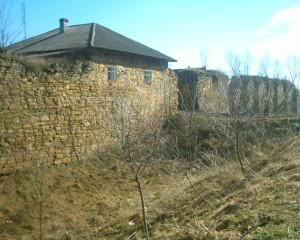 Комунальна квартира спадкоємців у Микулинецькому замку