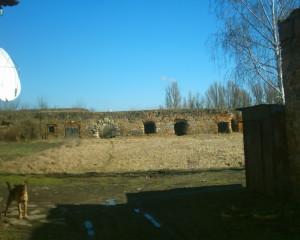 Двір Микулинецького замку