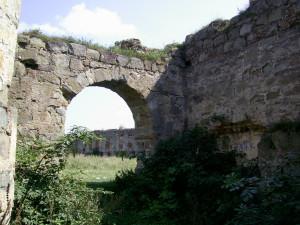 Замкові ворота