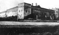 Старе зображення Старосільського замку