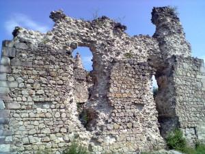 Середнянський замок, Закарпаття