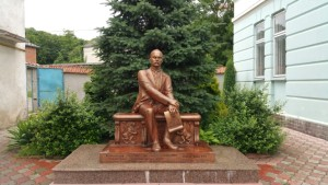 Пам'ятник Івану Макуху