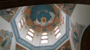 Купол церкви Святої Трійці у Тлумачі