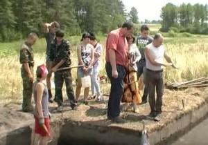 Археологічні дослідження в Бродах в урочищі Заставки