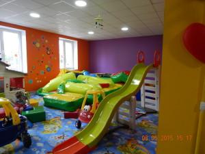 День народження в ігровій кімнаті - подарунок і відпочинок для дітей