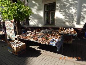 Гуцульські дерев'яні сувеніри, Карпатський Вернісаж