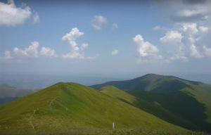 Гора Стій