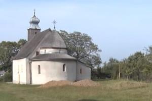 Горянська ротонда в Ужгороді