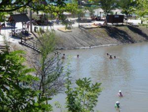Найсоленіше озеро на Дачії Люкс