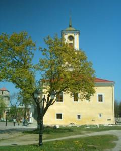 Найстаріша в Україні ратуша 15 століття в Кам'янці-Подільському