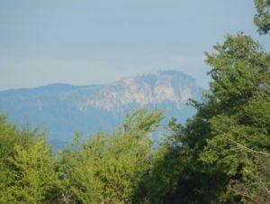 Румунські Карпати - кордон римської провінції Дакія