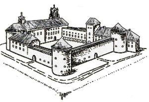 Буданівський замок, реконструкція