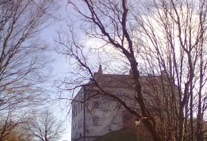 Олеський замок на високій горі