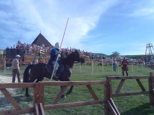 Лицар на коні