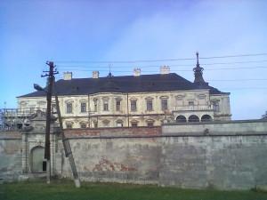 Замок у Підгірцях