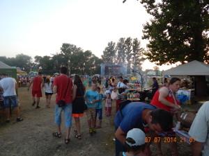 Купала-фест в Івано-Франківску на Івана Купала в 2014 році