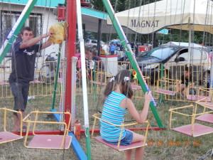 Міні-атракціон - дитячі ланцюжки