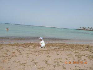 Найкращий зір - коли дивишся вдалину, на морських курортах очі розслабляються