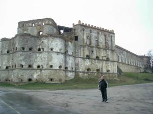 Замок у Меджибожі