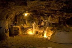 Печера у Страдчі