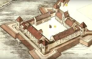 Реконструкція Жовківського замку