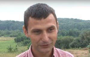 Роман Новіцький, деректор музею Мостищина