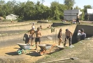 Розкопки ведуть студенти-історики