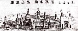 Стародавнє зображення міста Белз