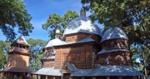 Церква в Кам'янка-Бузькій