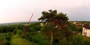 Вали давньоруського міста Зудеч у Жидачеві