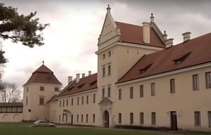 Замок у Жовкві
