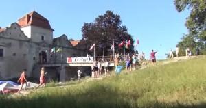 Фестиваль у Свірзькому замку