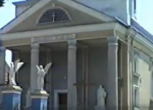 Греко-католицький храм 18 століття у Хоросткові