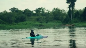 Каякінг в Уганді на Нілі