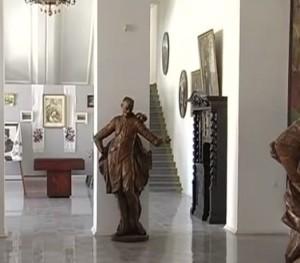 Музей у вишнівецькому палаці