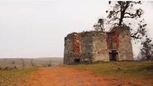Окрема башта у Свіржі