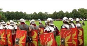 Римські воїни після розгрому Дакії не мали перешкод на півночі