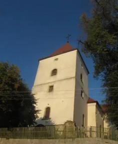 Стародавній костел в Дунаєві