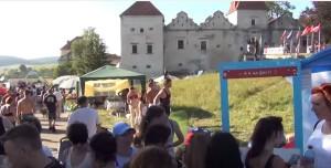 Свірзький замок і фестивал Woodstock у 2015 році