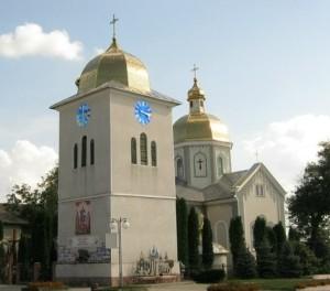 Церква у Борщеві