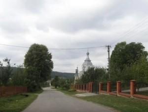 Церква в Дунаїві Перемишлянського району