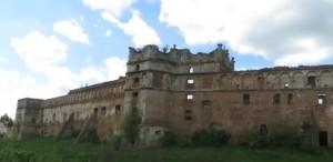 Замок у Старому Селі поблизу Звенигорода