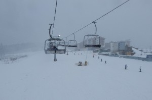 Зимові свята можна провести у Карпатах на гірськолижному курорті