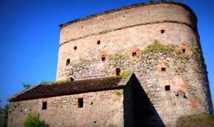 Вітряні ворота міських укріплень Кам'янця