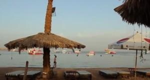 Пляж в Шарм-эль-Шейхе, Египет