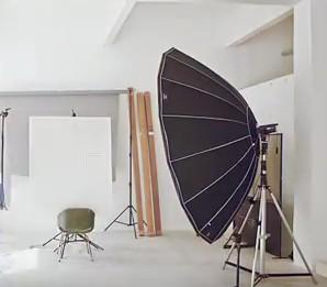 Современная фотостудия должна иметь софтбоксы и фотобоксы